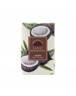 Мило туалетне Ach. Brito Coconut Soap 160 г (Кокосове)