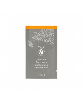 Тестер крема для бритья Muhle Sea Buckthorn Shaving Cream 3 мл