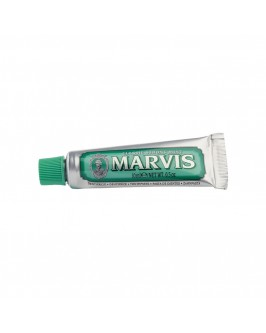 Тестер зубной пасты Marvis Classic Strong Mint 10 мл