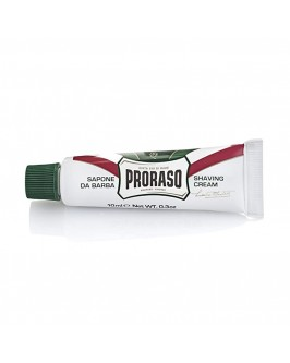 Крем для бритья Proraso Green Shaving cream 10 мл