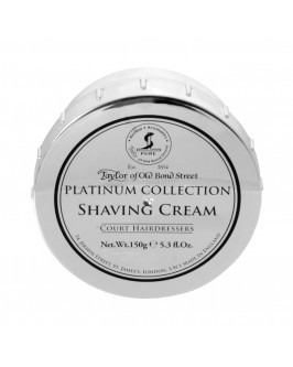 Крем для бритья Taylor of Old Bond Street Platinum Collection Shaving 150 г