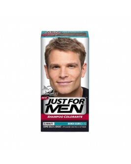 Оттеночный шампунь Just For Men Coloring Shampoo Light Brown H-15