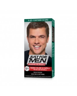Оттеночный шампунь Just for Men Coloring Shampoo Dark Brown H-45