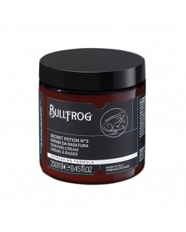 Крем для бритья Bullfrog Secret Potion №3 Shaving Cream 250 мл