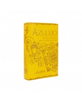 Мыло Ach. Brito Lusitano Azulejo Honey & Rosemary Soap 75 г