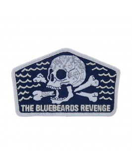 Патч The Bluebeards Revenge Classic Skull Patch