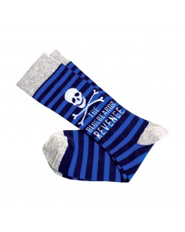 Носки The Bluebeards Revenge Skull Socks 38-44 р
