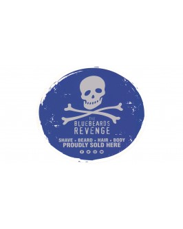 Наклейка оконная The Bluebeards Revenge Window Sticker