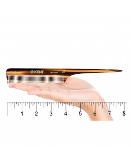 Гребень Kent 8T Handmade Fine Tail Comb for Men and Women