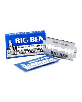 Лезвия для бритья Big Ben Super Stainless 5 шт