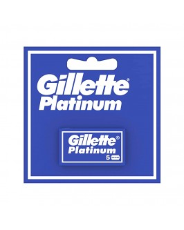 Лезвия Gillette Platinum 5 шт