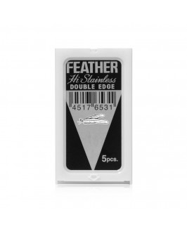 Лезвия Feather Hi- Stainless 100 шт