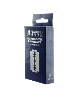 Лезвия The Bluebeards Revenge Double-Edge Razor Blades 100 шт