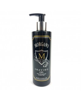 Гель для бритья Morgan's Shaving Gel 250 мл
