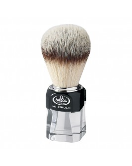 Помазок Для Бритья Omega Hi-Brush 0140634 Синтетика