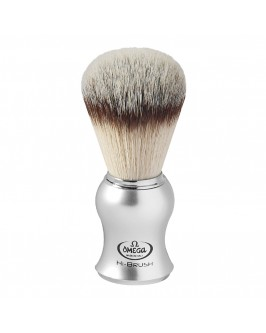 Помазок Для Бритья Omega Hi-Brush 0146229 Синтетика