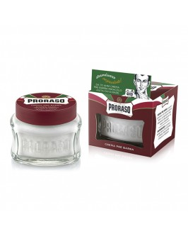 Крем перед голінням Proraso Red (New Version) Pre-shaving cream 100 мл
