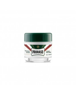 Крем до бритья Proraso Green Pre-shaving cream 15 мл