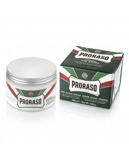 Крем перед голінням Proraso Green (New Version) Pre-shaving cream 300 мл