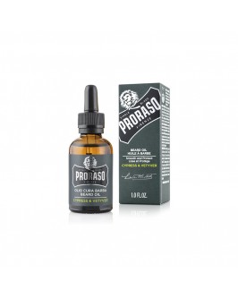 Масло Для Бороды Proraso Cypress & Vetyver Beard Oil 30 мл