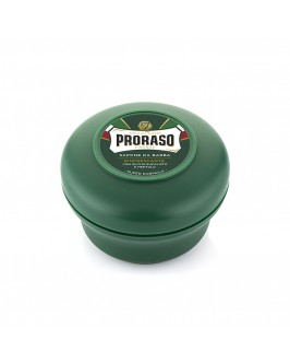 Мыло Для Бритья Proraso Green (New Version Super Formula) Eucalyptus and Menthol Shaving Soap Jar 150 мл