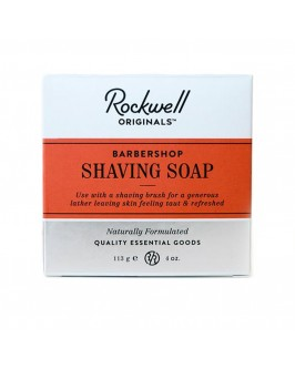 Мыло Для Бритья Rockwell Shaving Soap Barbershop Scent 113 Г (запаска)