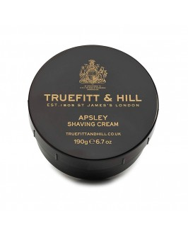 Крем Для Бритья Truefitt & Hill Apsley Shaving Cream 190 г