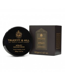 Крем Для Гоління Truefitt & Hill Apsley Shaving Cream 190 г