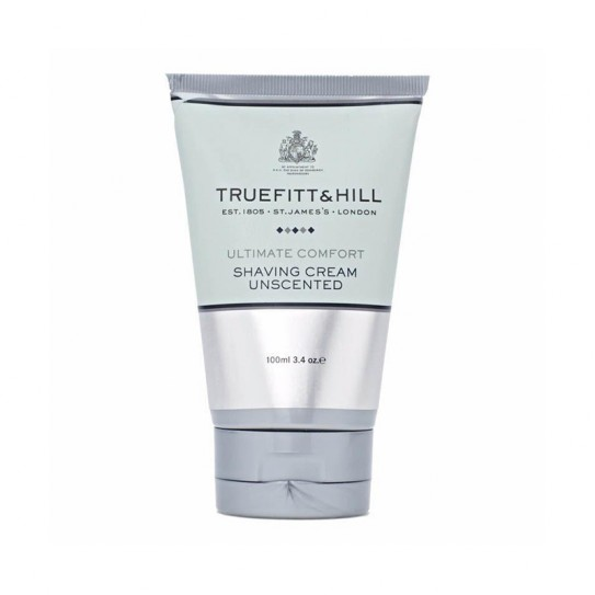 Крем Для Бритья Truefitt & Hill Ultimate Comfort Shaving Cream 100 Мл