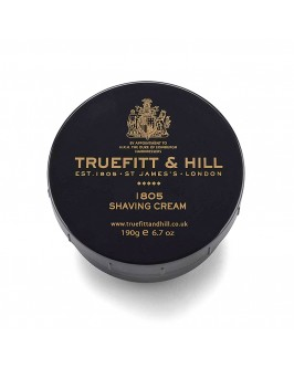 Крем Для Бритья Truefitt & Hill 1805 Shaving Cream 190 г