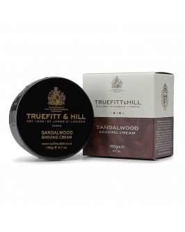 Крем Для Бритья Truefitt & Hill Sandalwood Shaving Cream 190 Г