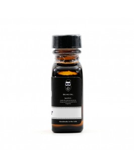 Масло для бороды WSP Black Amber Beard Oil 30мл
