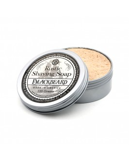 Мыло Для Бритья Wsp Rustic Shaving Soap Black Beard 125 г