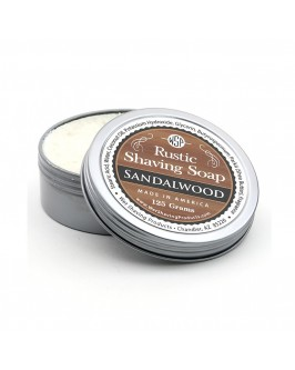 Мыло Для Бритья Wsp Rustic Shaving Soap Sandalwood 125 г