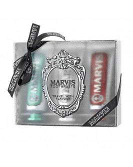 Подарочный набор Marvis 3 Flavours Box (Classic, Whitening, Cinnamon)