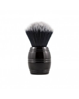 Помазок для бритья RazoRock Tuxedo Plissoft Barrel Synthetic Brush 24 mm knot
