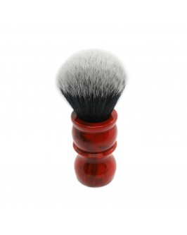 Помазок для бритья Yaqi Brush Red Marble Handle R1735-26