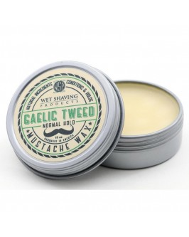 Віск для вусів WSP Mustache Wax Gaelic Tweed Normal Hold  30 мл