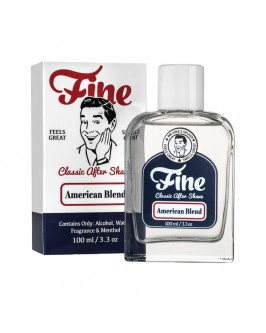 Лосьон после бритья Fine Classic After Shave - American Blend 100 мл