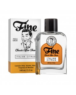 Лосьон после бритья Fine Classic After Shave - Italian Citrus 100 мл