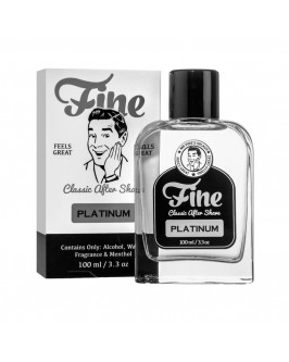 Лосьон после бритья Fine Classic After Shave - Platinum 100 мл