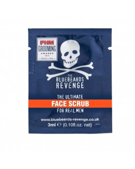 Скраб для обличчя The Bluebeards Revenge Face Scrub 3 мл (тестер)