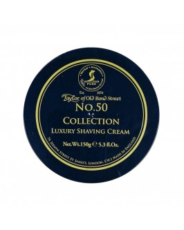 Крем для бритья Taylor of Old Bond Street No.50 Collection Shaving Cream 150 мл