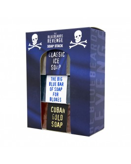 Набор Мыла The Bluebeards Revenge Soap Stack Kit (BBRSOAPSTACK)