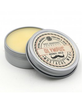 Воск Для Усов WSP Mustache Wax Olympus Normal Hold 30 мл