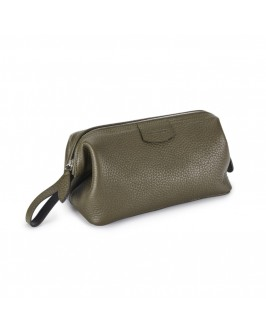 Косметичка мужская Truefitt & Hill Gentelman's Wash Bag Green