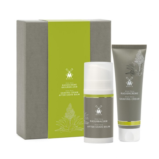 Набор для бритья Muhle Skin Care Set Aloe Vera MPS AV