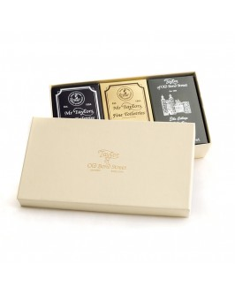 Набор мыла Taylor of Old Bond Street Eton College, Sandalwood, Mr. Taylors 3 x 200 гр