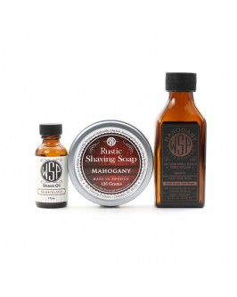 Лосьон после бритья WSP Aftershave Splash Mahogany 100 мл