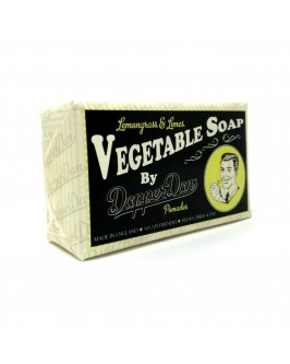 Мыло Dapper Dan Lemongrass & limes Vegetable Soap 190 г